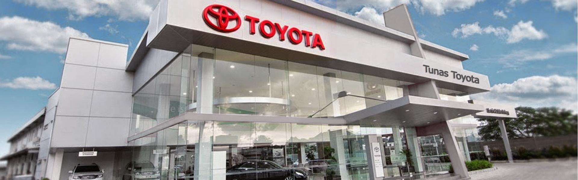 Tunas Toyota Serang Cilegon
